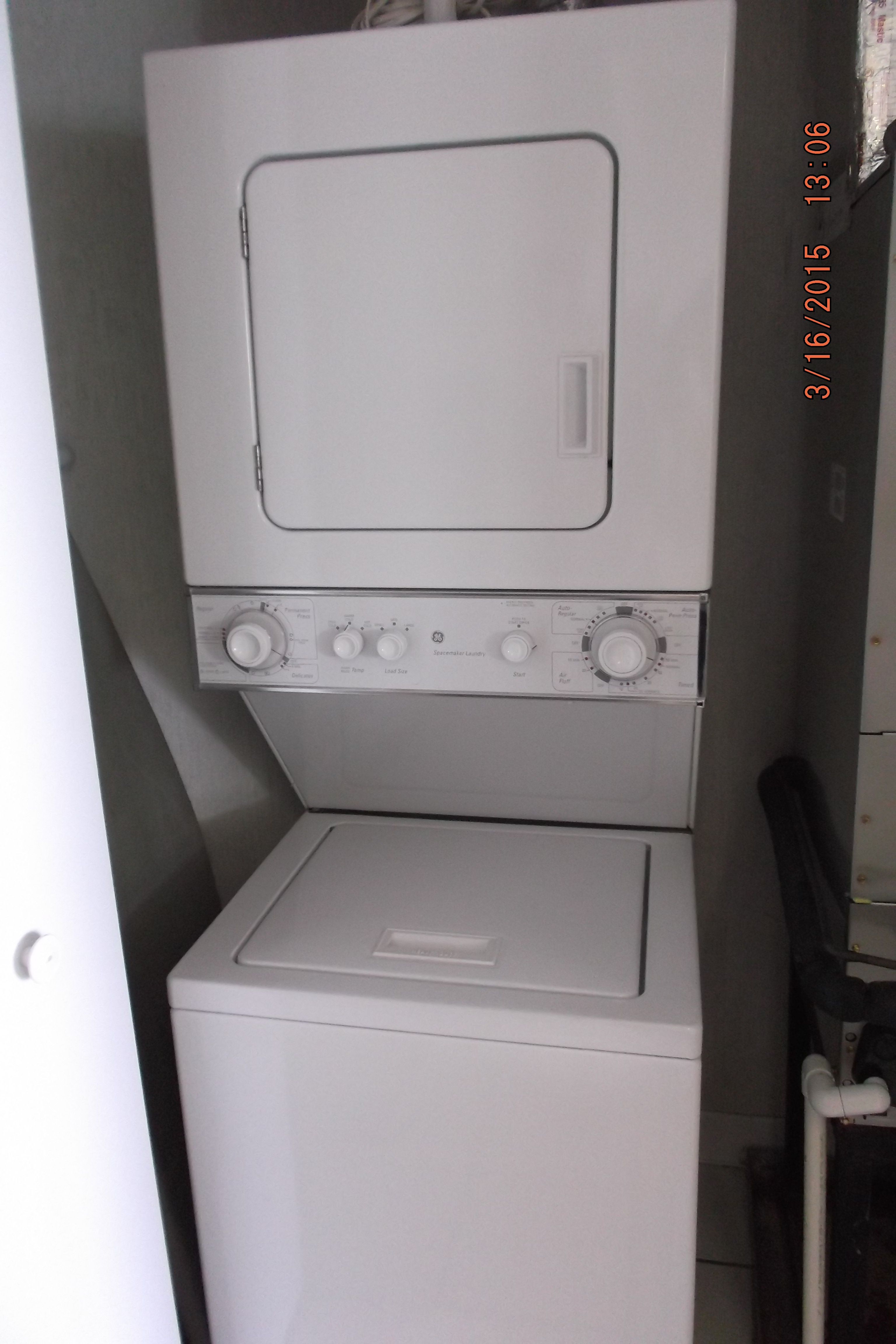 seawatch washer and dryer